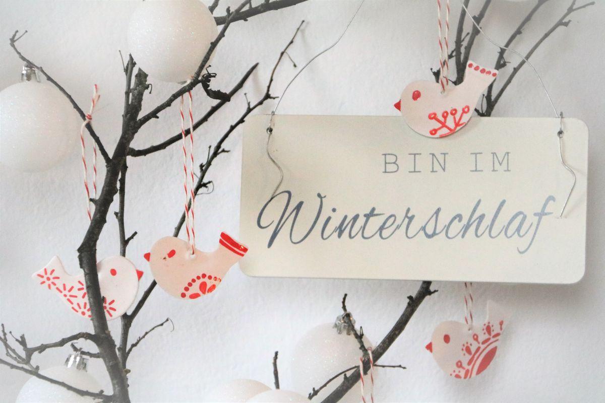 Nordische Weihnachtsdeko Am Innviertler Bauernhof