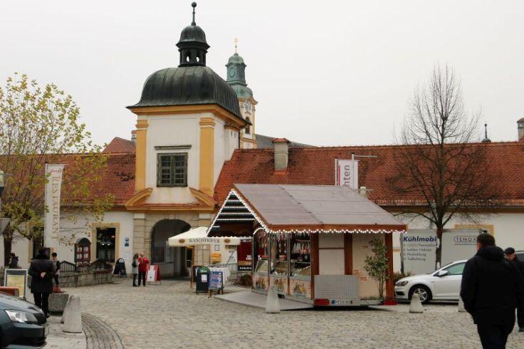 Reichersberg Kunsthandwerksmarkt Mosauerin